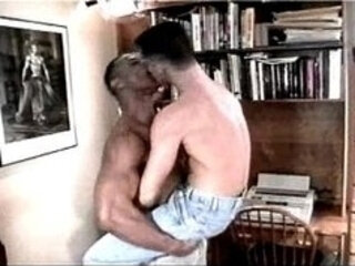 Interracial Hot Gays
