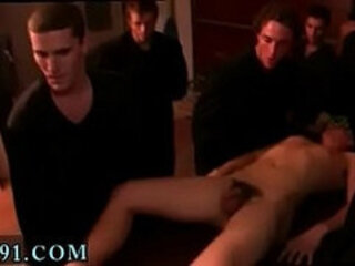 Office gay sex This weeks subjugation features some unusual hazing
