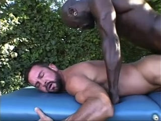 creampie interracial fucking breeding