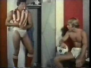 Vintage Soccer Sex