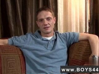 White gay teen sex Cody's Bukkake Party