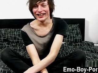 Emo gay interview Jesse Andrews is only eighteen years old and hasn't