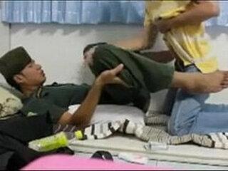 fuck thai student army