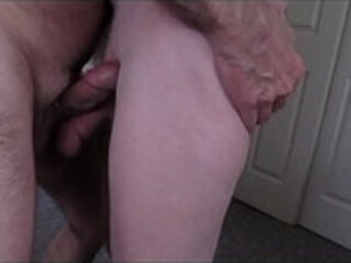 Rubbing , sucking cock and kissing