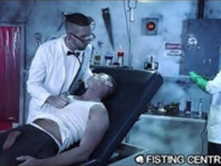 Daddy Doctor His Big Dick Fuck Nerdy Assistant