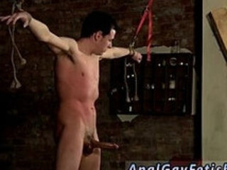 Gay bondage speedo The whipping catches the stud off guard, and the