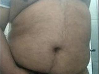 Bear fat black