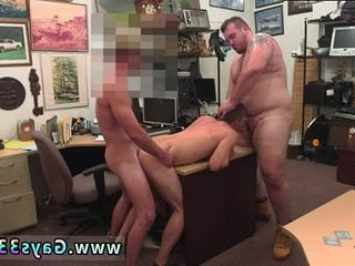 Straight tgp gay Guy ends up with assfuck fucky-fucky threesome