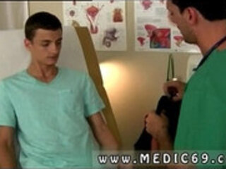 Medical fetish videos gay The doc whipped out his fuck stick and had