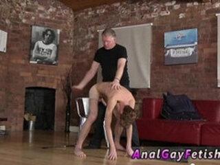 Porn video gay fuck Spanking The Schoolboy Jacob Daniels
