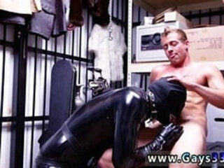 Gay old asian men sex video Dungeon master with a gimp